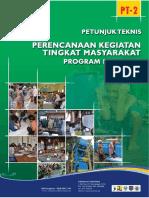 Juknis Perencanaan Kegiatan Tkt Masyarakat Program Pamsimas 2