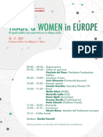 Trade & Women in Europe