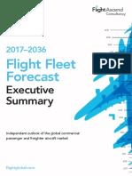FLIGHT FLEET FORECAST