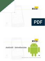 3.1. Apps - Android - Introducción