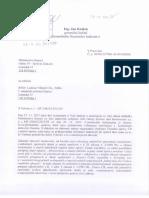 Interní sdělení GFŘ pro MF ČR ze dne 29.11.2013