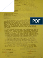 JFK DOJ Order for AZC AIPAC to Register as Foreign Agent