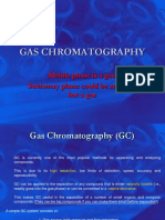 Chapter 27 Gas Chromatography