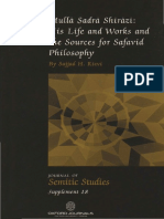 Sajjad H. Rizvi__Mullā Ṣadrā Shīrazī. His Life and Works and the Sources for Safavid Philosophy