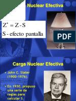 Carga Nuclear Efectiva (1)