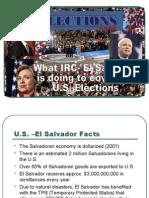 IRC Salvador US Elections