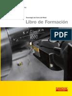 Libro de Formación - Tecnología Corte Metal - Sandvik