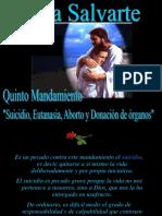 Noviazgo ymatrimonio  Presentaciones 14.5tom.suicidio