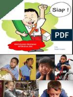 Penyusunan Program Intervensi Dini (ABK) Anak Berkebutuhan Khusus