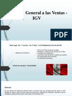 IGV Presentación