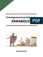 L Enseignement Pratique Des Paraboles - Georges Andre - A5