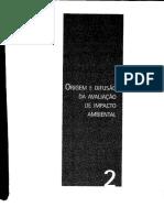 Capítulo 2 - Origem e Difusão da Avaliação de Impacto Ambiental .pdf