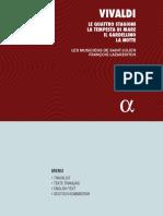 Vivaldi - Le musicien de St. Julien