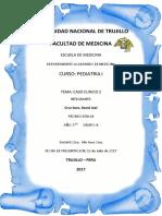 Caso Clinico Desnutricion