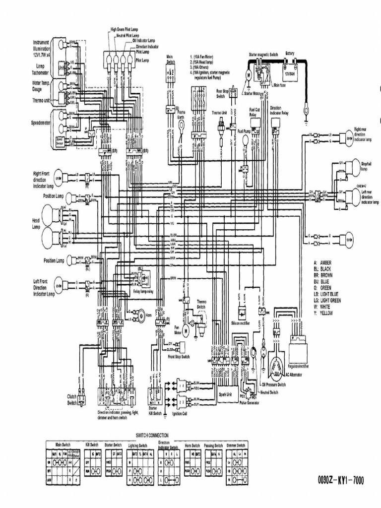 1971 honda cl70 wiring diagram