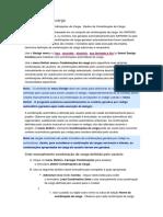 SAP 2000 - Combinações de Carga