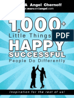 1000 Little Things Happy Successful People Do Differently.pdf