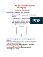 Resistivity Lecture