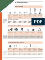 Accesorios Para Radiadores de Aluminio