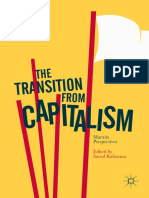 The Transition From Capitalism_ Marxist Perspectives