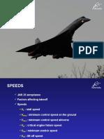V Speeds