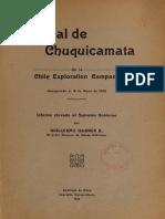 Mineral de Chuqui 1915