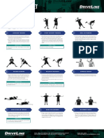 Driveline Drills Cheat Sheet