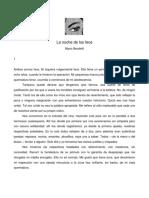 Bendetti,Mario. La noche de los feos. .pdf