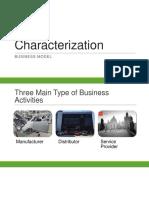 PERTEMUAN 3 Entity Characterization