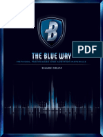 2013 the Blue Way (Snare)