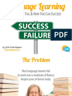 Language Learning | Why Most Fail & How You Can Succeed
