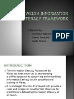Wales IL Framework