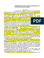 Artola_circularidad y Saber Inmediato en El Punto de Partida de La Fenomenologia Del Espiritu