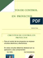 Trabajo de Circuitos de control en proyectos.