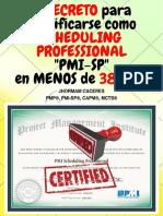 El SECRETO Para Certificarse Como PMI-SP en MENOS de 38 Días