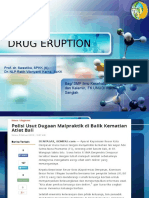 (5) Drug Eruption