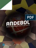 Andebol - Modelo de Desenvolvimento Do Atleta
