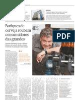 Cervejas Especiais - Brasil Econômico, 20.08.2010