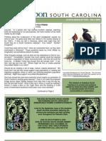 JULY 2005 South Carolina Audubon Newsletter