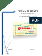 1. Grammar Bank i