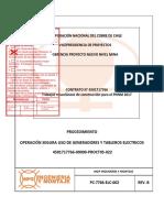 VP PC-7766-ELC-002 Operacion Segura Ude Generadores y Tableros Electricos RevB ST2
