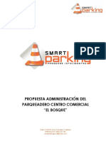 Oferta Centro Comercial El Bosque - Smart Parking