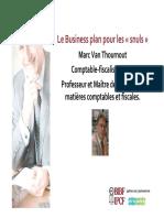 Entreprendre 2015 1903 Le Business Plan Pour Les Snuls