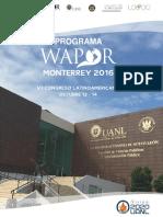 Programa WAPOR