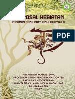 Proposal Delegasi PENGMAS CAMP