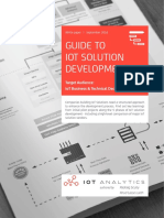 White Paper Guide to IoT Solution Development September 2016 Vf