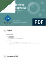 Líquidos Iónicos en HPLC