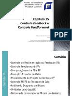 2017-Capítulo 15 - Controle de Processos Químicos_Feedback_Feedforward