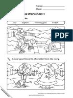 MCR Eddie's Exercise Worksheet