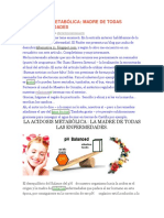 La Acidosis Metabólica